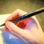 高級感あるのに安くておしゃれなノック式ボールペン!Bicクリックゴールドが書きやすくておすすめ!